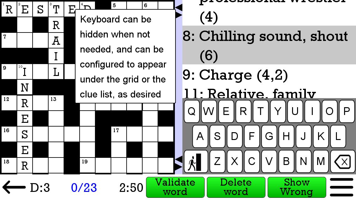 Crossword Unlimited Play Crosswords Online
